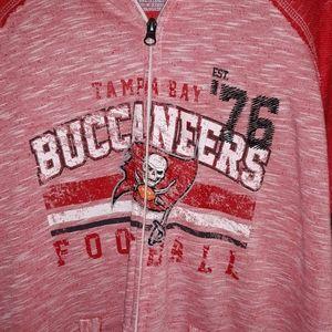 Tampa Bay Buccaneers zip hoodie